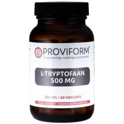 L-Tryptofaan 500 mg 60vc