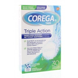 Tabletten triple action 30st